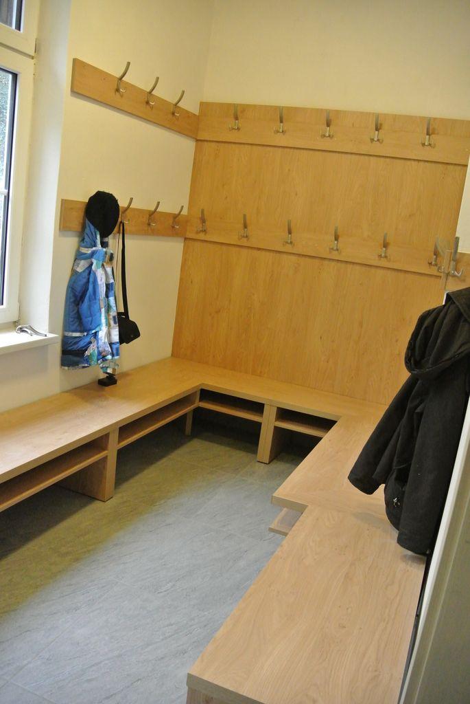 Garderobe Heim 3